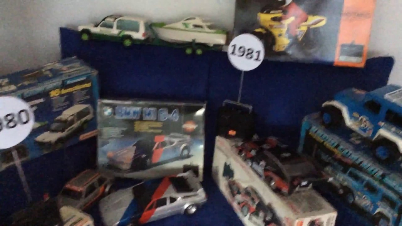 Vintage RC Collection video. 1978-1982 Part 1/5: Tamiya RC,Kyosho RC on