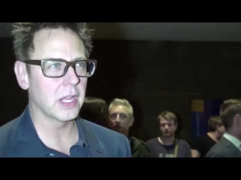THE BELKO EXPERIMENT World Premiere Interview with James Gunn