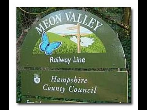 Old Railway Cycle Ride Trail from Wickham to West Meon