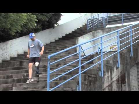 Amputation to Running a Marathon Challenged Athlete