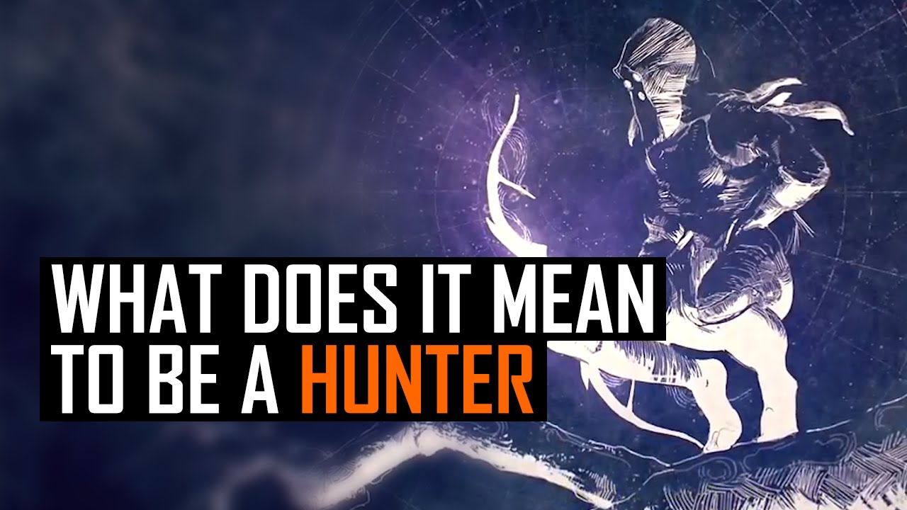 Destiny What Does It Mean To Be A Hunter - Youtube-2990