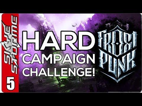 Frostpunk Hard Campaign Challenge - EP 5 BRINGING ORDER