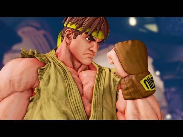 SF V - Primeira Luta contra Ibuki