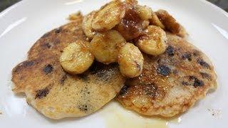 Valentine's Vegan & Gluten-free Pancakes (with Chocolate) Recipe