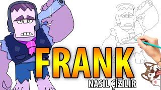 FRANK NASIL ÇİZİLİR | BRAWL STARS | HOW TO DRAW BRAW STARS FRANK