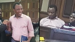 OMOYELE SOWORE BAILED NOT BACKING DOWN HEAR WHAT HE HAS TO SAY TO DSS