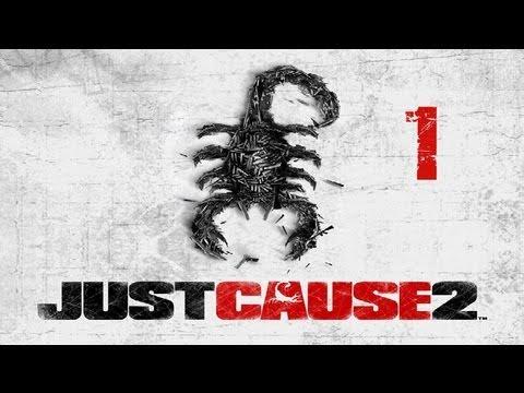 Just Cause 2 - Parte 1   La bienvenida   Español   Guía
