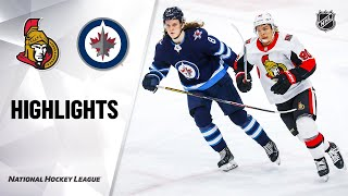 nhl-highlights-senators-jets-02-08-20