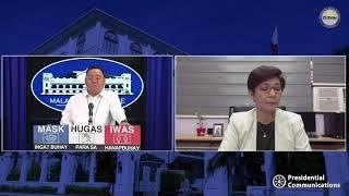 Press Briefing By Presidential Spokesperson Harry Roque, Jr. 1/12/2021
