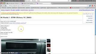 Craigslist Lenoir NC Used Cars for Sale by Owner