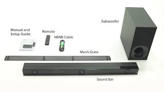 Unboxing and Setup Guide | Sony Z9F Soundbar