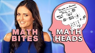 Math Heads: DO MATH IN YOUR HEAD! - Math Bites with Danica McKellar