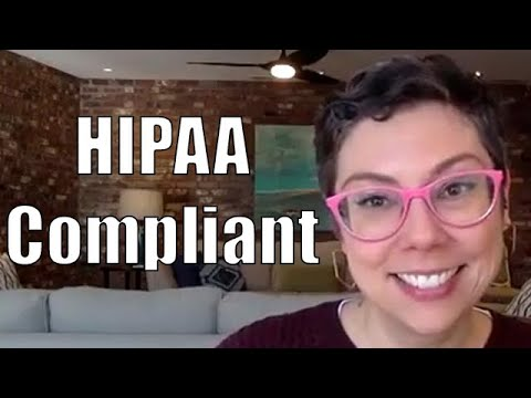 HIPAA Compliant Text And Emails.