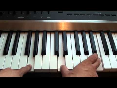 Wilkinson  Afterglow  Piano Tutorial  How to play