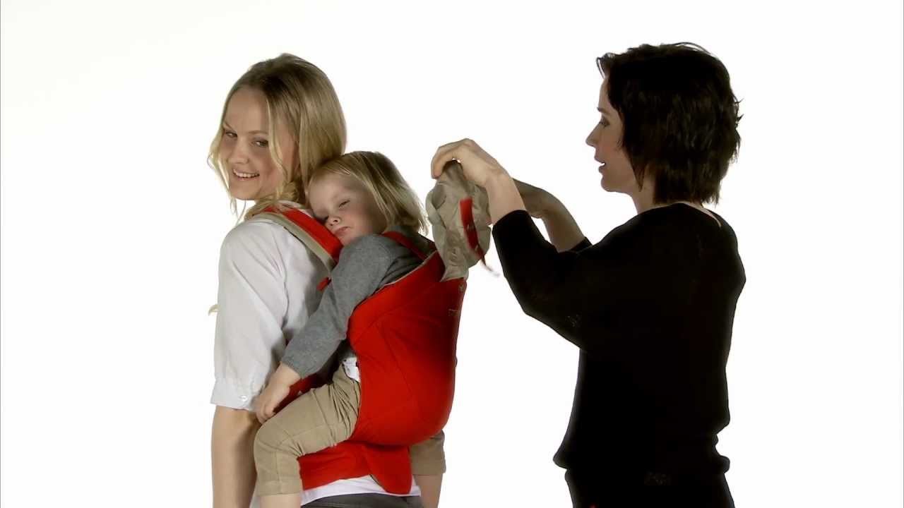 Stokke MyCarrier: Position 3