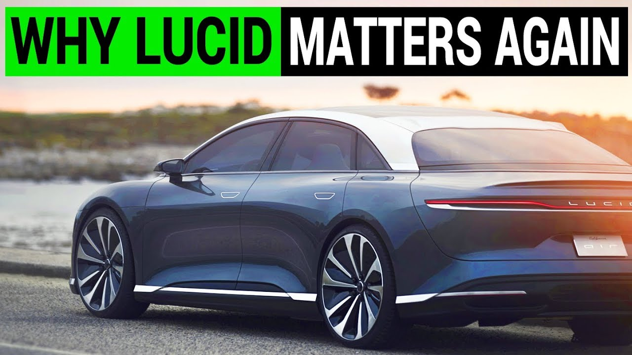How Lucid Air Will Finally Compete With Tesla Model S
