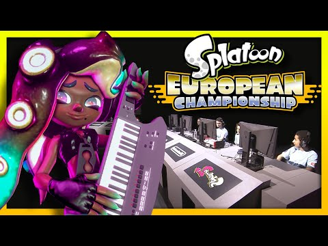 SPLATOON EUROPEAN CHAMPIONSHIP // Off The Hook Concert // Polymanga 2018