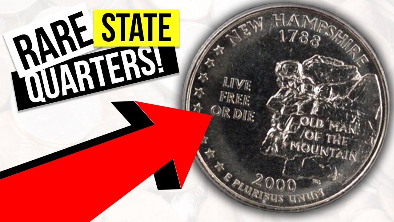 STATE QUARTERS WORTH MONEY RARE QUARTERS TO LOOK FOR IN - Rare us state quarters