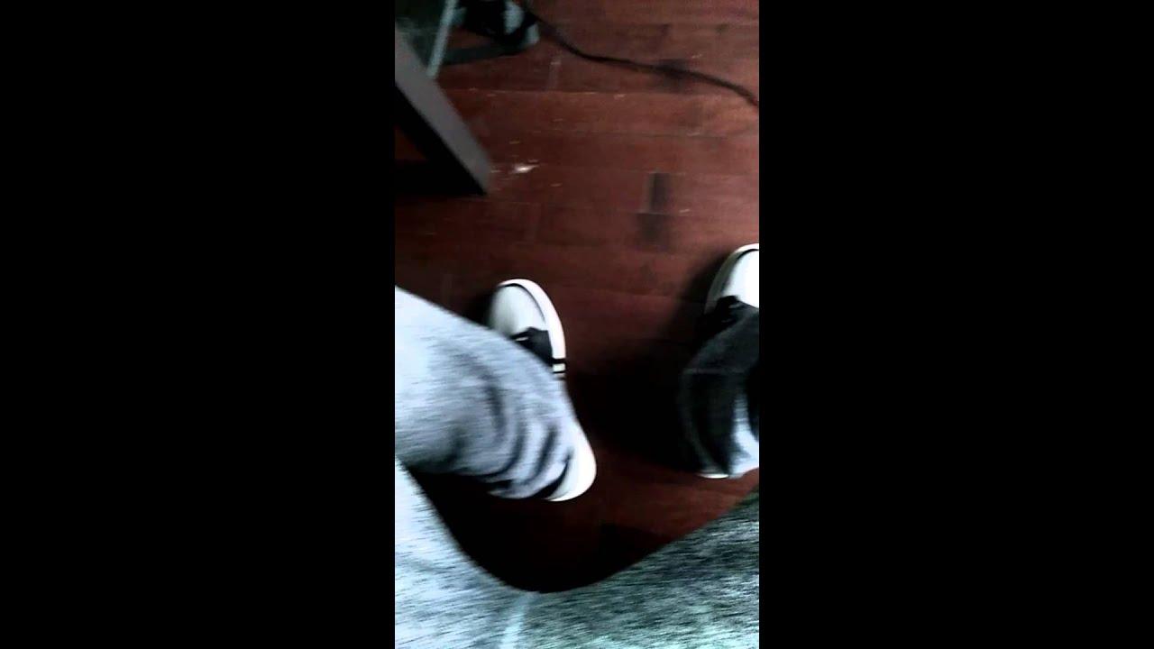 fb867f967f5571 Wearing sweatpants and jordans - YouTube