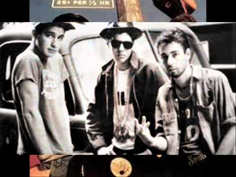 Beastie Boys No Sleep Till Brooklyn LYRICS