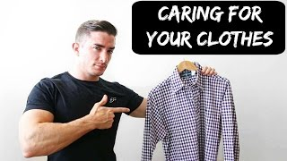 Caring For Your Clothes - My Opinion on Washing & Drying