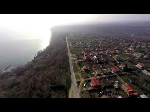 Black sea harbour of Varna
