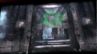 Batman Arkham City:Subway-