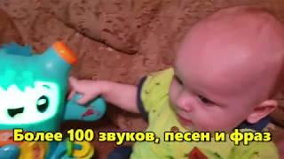 Обзор/ Развивающая игрушка Fisher Price Роккит и Спарки