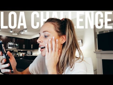 21 Day Law of Attraction Challenge IT WORKED  vlog