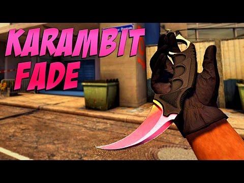 JUCAM CU Karambit Fade! - CS:GO Competitive [Ep.9]