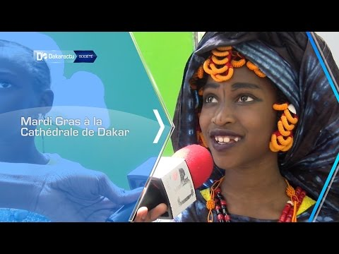 Mardi Gras à la Cathédrale de Dakar