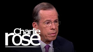 Mike Mullen on the Iran Nuclear Deal (Apr. 2, 2015) | Charlie Rose