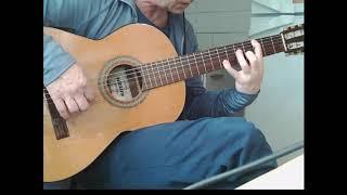 Город, которого нет – обучающее видео на гитаре