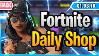 Fortnite Daily Shop *SELTENER* FORTUNE SKIN (01 March 2019)