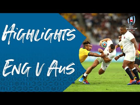 Highlights: England 40-16 Australia - Rugby World Cup Quarter-final