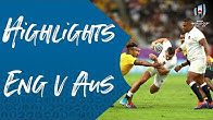 Highlights: England v Australia - Rugby World Cup quarter-final