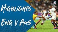 Highlights: England v Australia - Rugby World Cup quarter-final