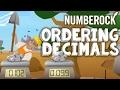 Ordering Decimals Song by NUMBEROCK