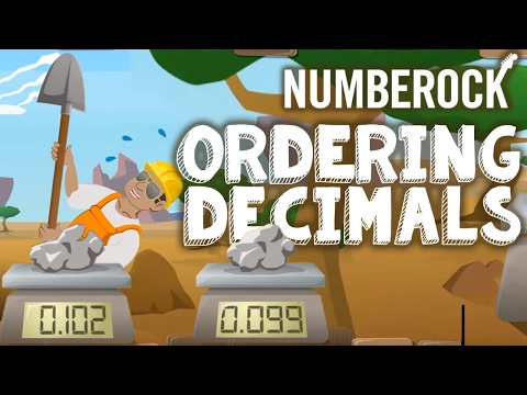 Comparing Decimals Song: Online Education Student Music Videos