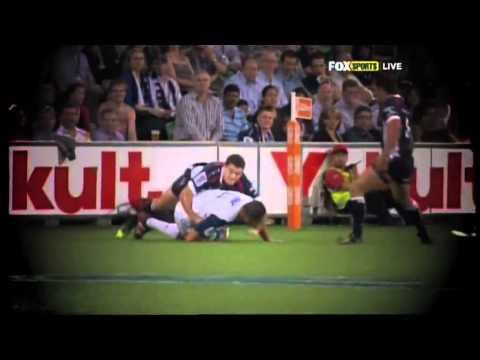 Mark Gerrard 100 Super Rugby Games - Highlights