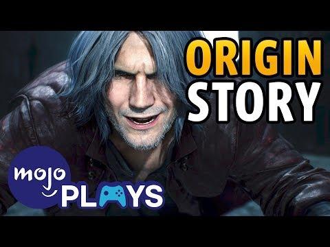 Devil May Cry: Dante's Origin