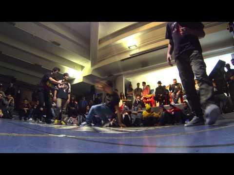 Best Battle 2015 FINAL Tony & Crash Commandoz Crew vs Criminals Crew