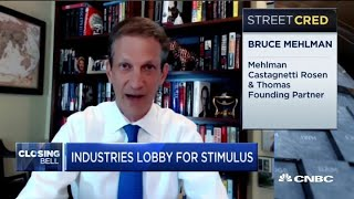 Banks, airlines and restaurants lobby for stimulus bill