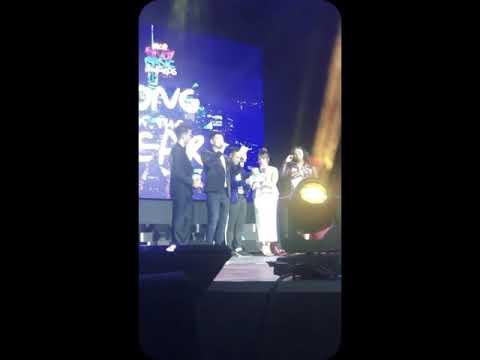 MOR Song Of The Year Announcement!!! Congrats Maymay At SHANAWA