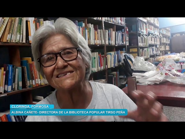 Biblioteca popular Tirso Peña - Segunda parte