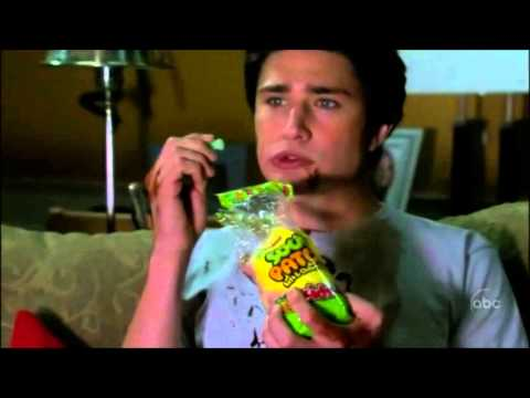 Kyle XY Funniest Moments (Part 1)