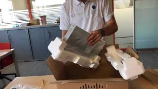 Unboxing - Switch Cisco Catalyst 2960L - Cuvice