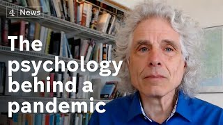 The psychology behind a pandemic - Acclaimed psychologist Steven Pinker