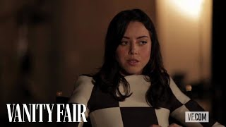 Parks And Recreation Star Aubrey Plaza on the Time She Laughed So Hard She Barfed