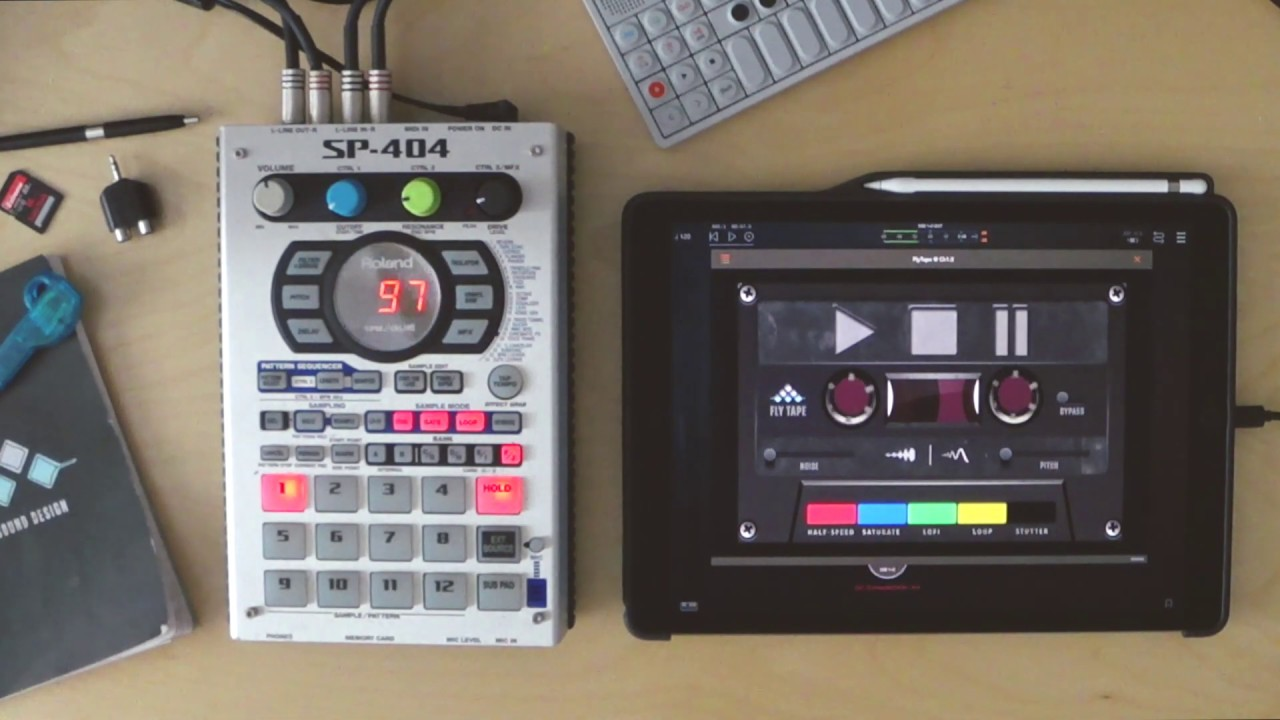 Drums Out The SP404 Vol  2